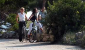 Rovinj bike routs
